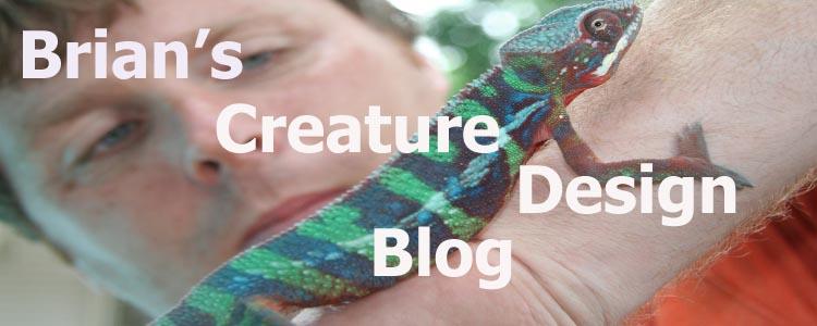 Brian McCrudden Creature Designs