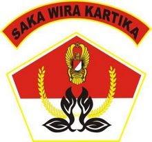 ==>>Badge Saka Wira Kartika