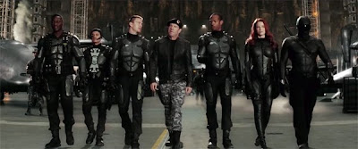 GI Joe Movie Costumes