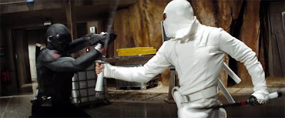 Snake Eyes Costume Storm Shadow Costume from the GI Joe Movie