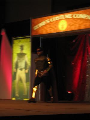 The Watchmen Comedian Halloween Costume