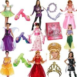 Girls' Tea Party Dress Up Ideas