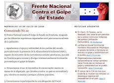 FRENTE NACIONAL DE RESISTENCIA