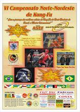 F O T O S - VI Campeonato norte-Nordeste Kung Fu