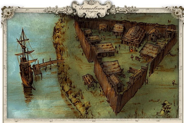 Jamestown Colony 1607