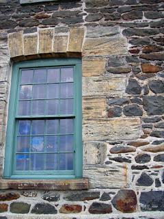 Stone Store window