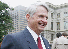 Zell Miller (D-Young Harris)