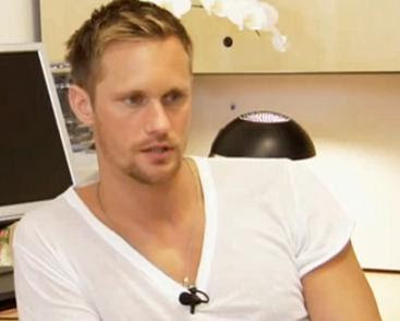 True Blood's Alexander Skarsgard did an interview with TV Guide and spoke ...