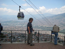 Medellin, Cable Car, Neil