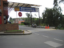 Into Colombia