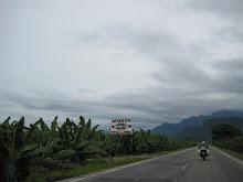 Dave up Front, Southern Ecuador