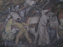 Detail from Diego Rivera Mural