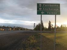 Main Street, Tok, Alaska