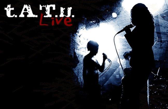 t.A.T.u. Live