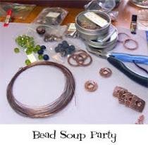Lori Anderson's Bead Soup Party at 'Pretty Things'