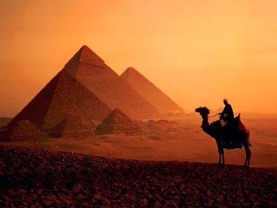 egyptian wallpapers. Egyptian Evening Wallpaper