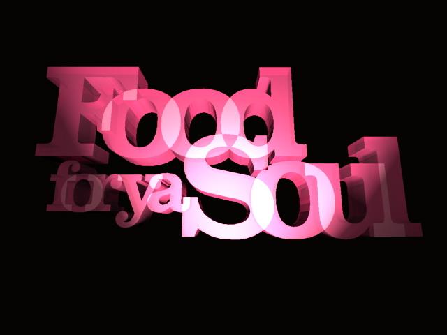 FOOD FOR YA SOUL