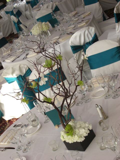 Wedding Tree Centerpiece