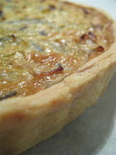 Leek & Onion Tart