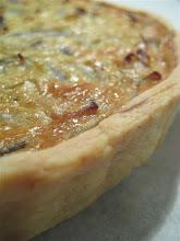 Leek & Onion Tart