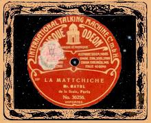 LA MATTCHICHE MAYOL