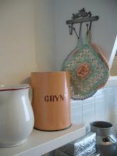 En krok i mitt kjøkken