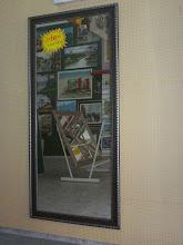 espelho com moldura 1,70 x 0,80