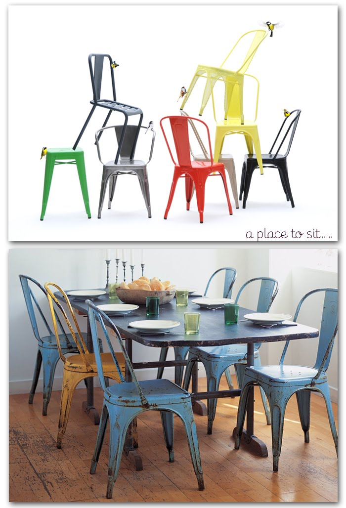 TOLIX – THE FAMOUS CAFE CHAIR   Stylizimo Blog
