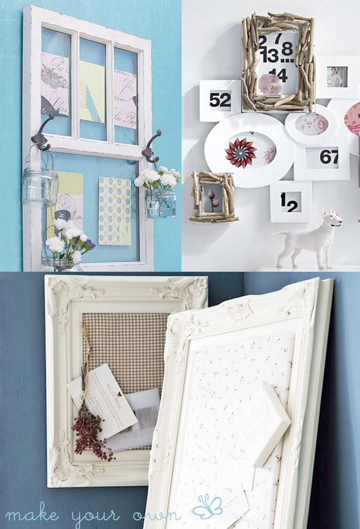 DIY: MAKE YOUR OWN FRAMES AND BOARDS | Stylizimo