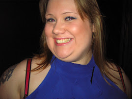 """Out on the town - but the double chin makes me do a """"double take"""""""