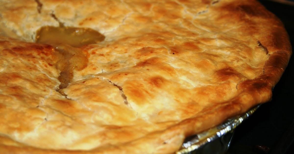 My Happy Meals: Freezer Ready Chicken Pot Pie