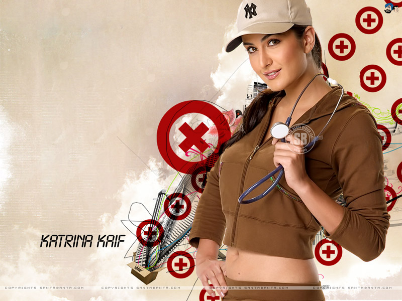 hot bollywood actress wallpaper. Bollywood Actress Katrina Kaif