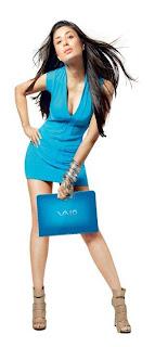 Kareena Kapoor Sony Vaio Photoshoot 2010
