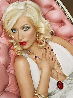 Christina Aguilera Hollywood Celebrities Actress