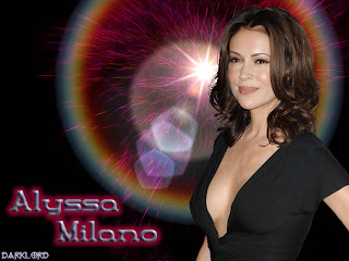 Alyssa Jayne Milano Singer Celebrities