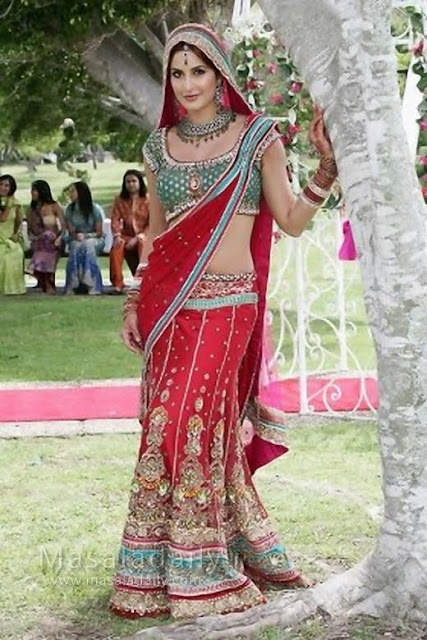 Katrina Kaif Bridal