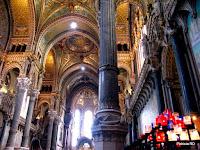 Interior da Basílica de Nossa Senhora de Faurvière