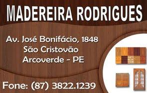 Madereira Rodrigues