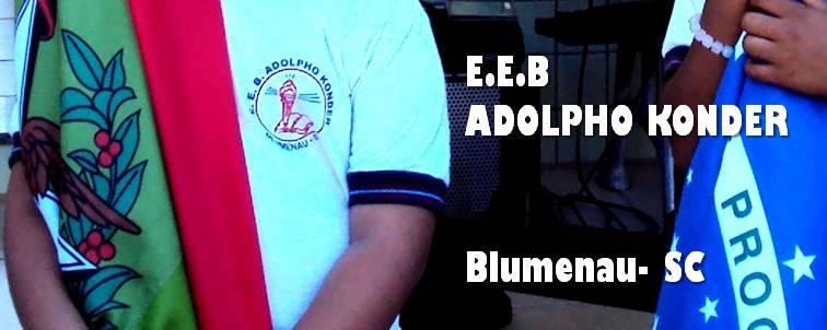E.E.B ADOLHO KONDER