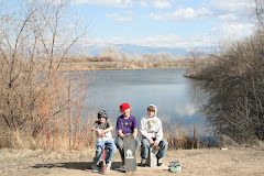 Kids at Connected Lakes
