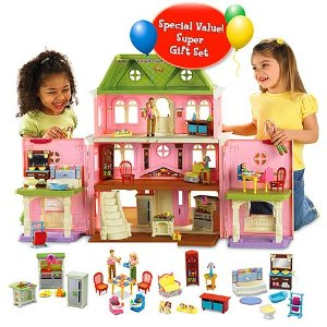 Fisher Price Brilliant Basics Babys doll