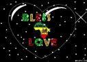 Sagrada terra Mãe-África. Bençãos de amor.
