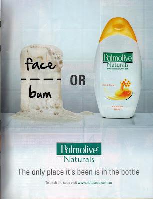 Palmolive Ad