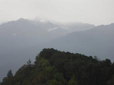 Outras montanhas ...