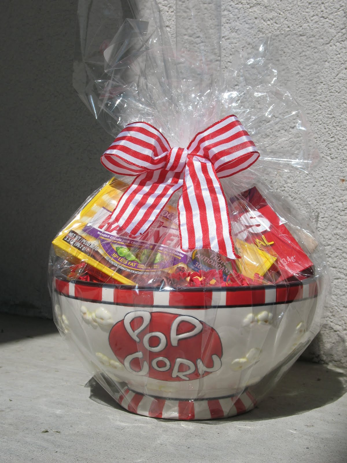 A Wedding Gift Movie : The Craft Patch: Wedding Gift: Movie Night Gift Basket