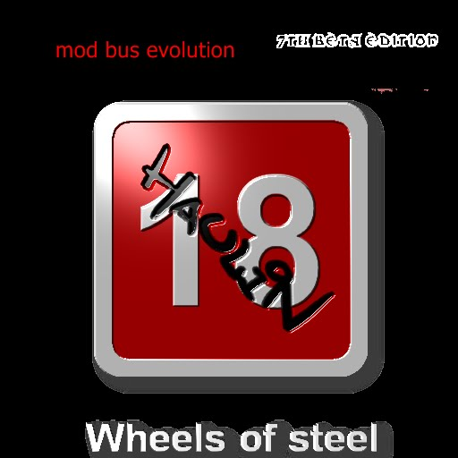 18 Wos Haulin Mod Bus Evolution