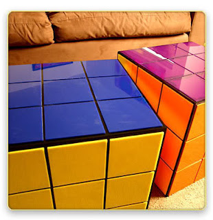 Coolest Home Ideas Cool Rubiks Cube Coffee Table
