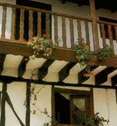 Balconaje de palo