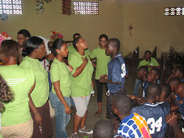 Soccer for Peace Project: Haiti