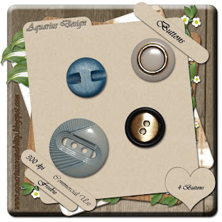 CU real buttons by Aquarius Scrapability AquariusCUButtonsPreview